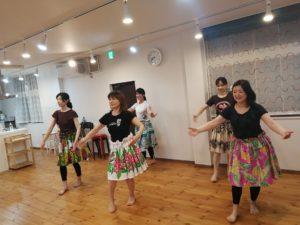 新所沢|スタジオサンクレア大人クラス